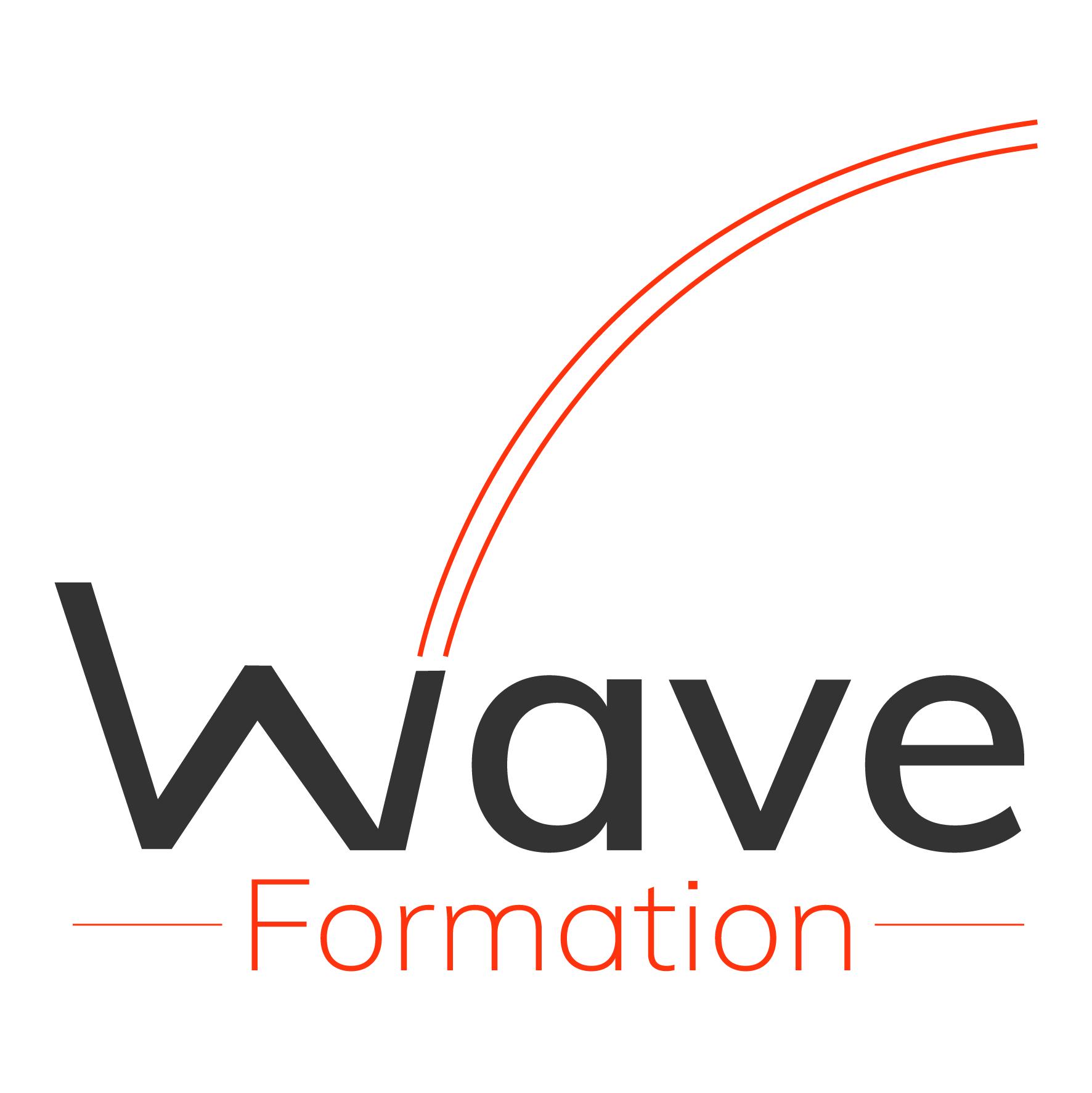 Logo WAVE FORMATION